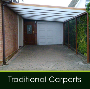 Traditional Carports